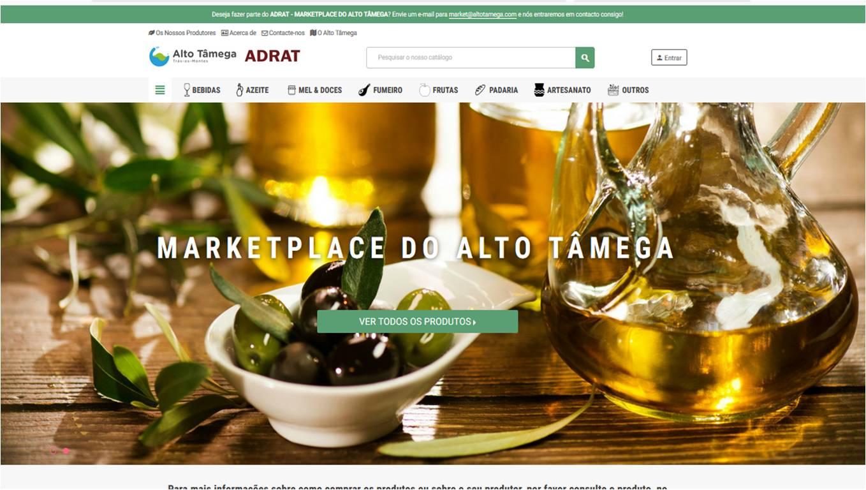 Marketplace do Alto Tâmega
